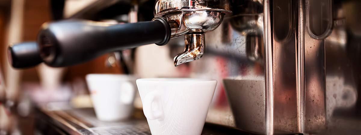 Kaffeepräsentation auf Ihrem Event